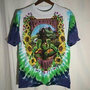 627f6f30 Grateful Dead Turtles Tie Dye Shirt Size Medium. $30 $0. Size: M · Liquid  Blue